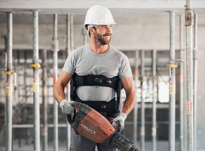 Vermeidung von Rückenverletzungen